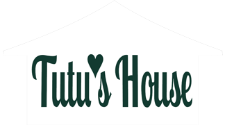 Tutus House Logo white